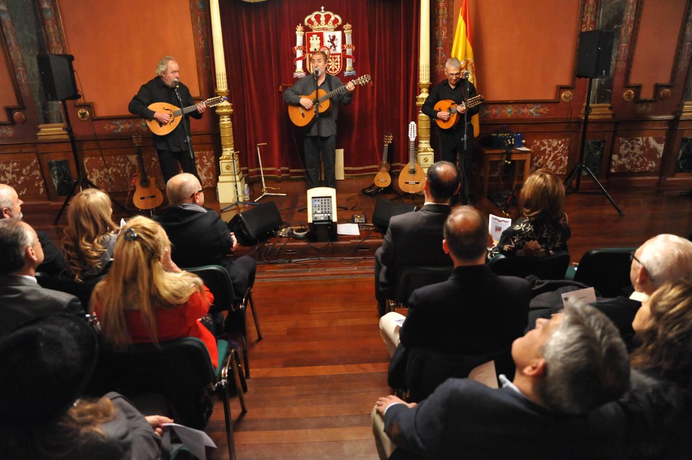 Concierto navideño en el Palacio Real de Valladolid