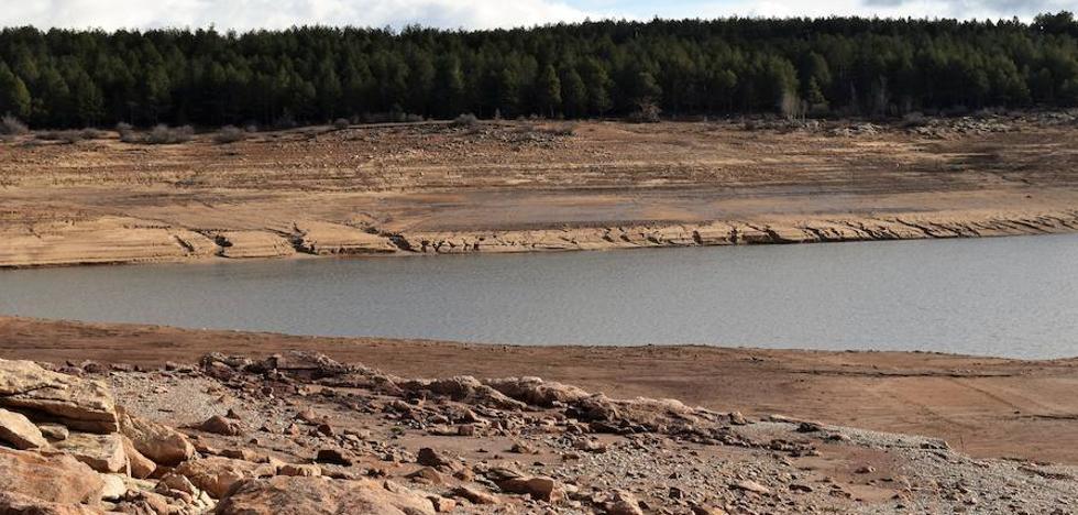 Las reservas de agua de Palencia, en estado crítico pese a las lluvias
