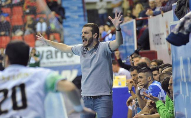 Nacho González decide abandonar el Atlético Valladolid
