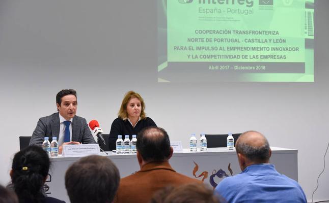 La Usal promueve un proyecto hispano-luso para impulsar el emprendimiento empresarial