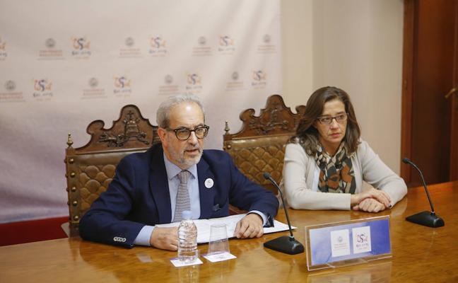 Ruipérez deja como legado una Usal «reconocida, influyente y sin deuda»
