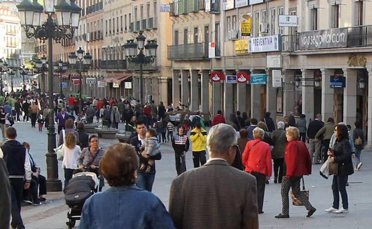 Mueren 423 personas más de las que nacen en Segovia en el primer semestre del año