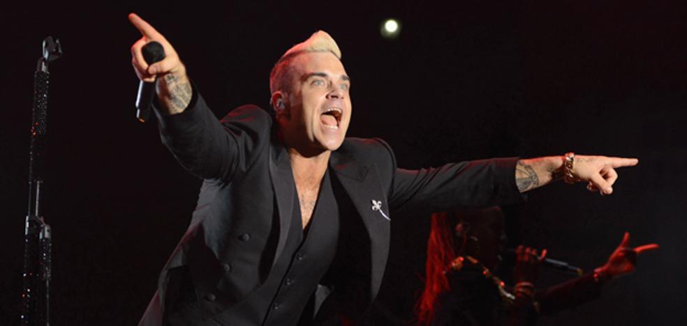 Los médicos detectan anomalías en el cerebro de Robbie Williams