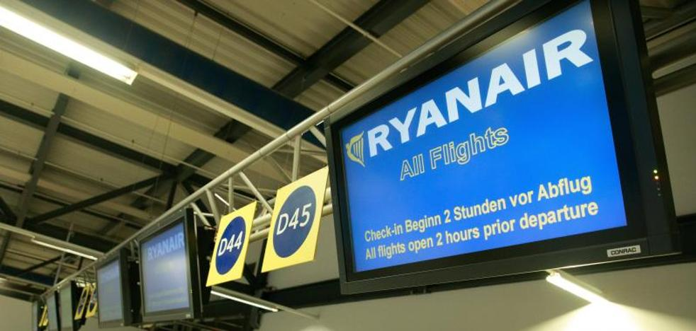 Ryanair reconocerá a los sindicatos de pilotos para evitar un colapso en Navidad