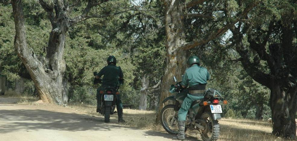 La Guardia Civil aumentará las patrullas en las demarcaciones de Ayllón y Sepúlveda