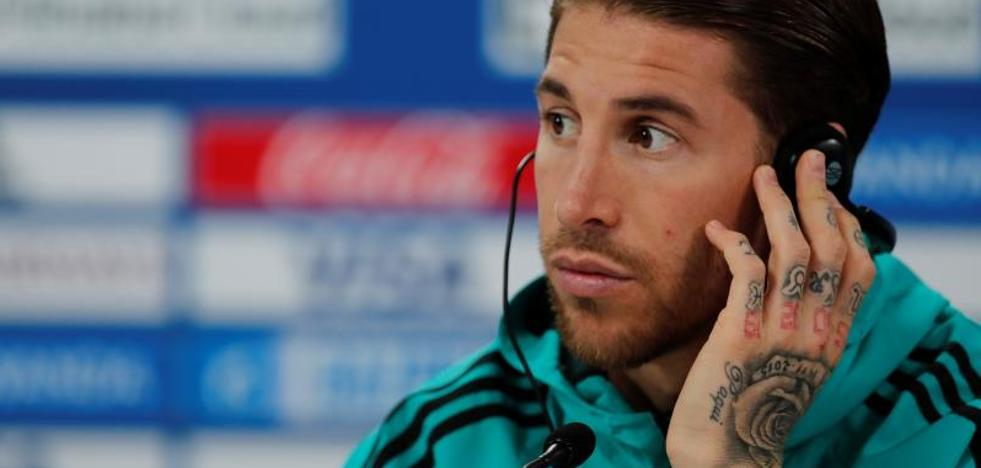 Sergio Ramos: «Es una nueva oportunidad de reivindicarnos»