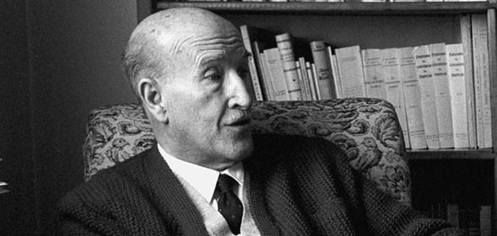 Un congreso y una recopilación de su obra rescatan a Vicente Aleixandre, el Nobel olvidado