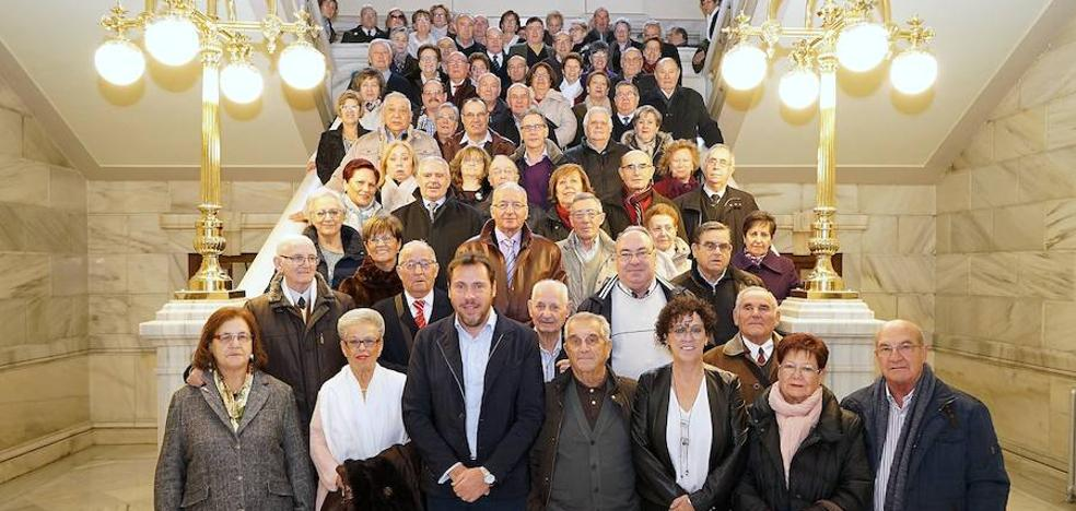 Reconocimiento a los voluntarios en los centros de mayores