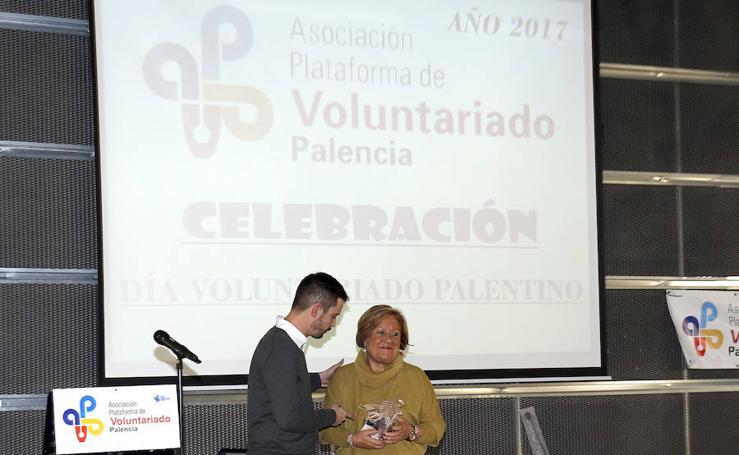 Entrega premio voluntariado