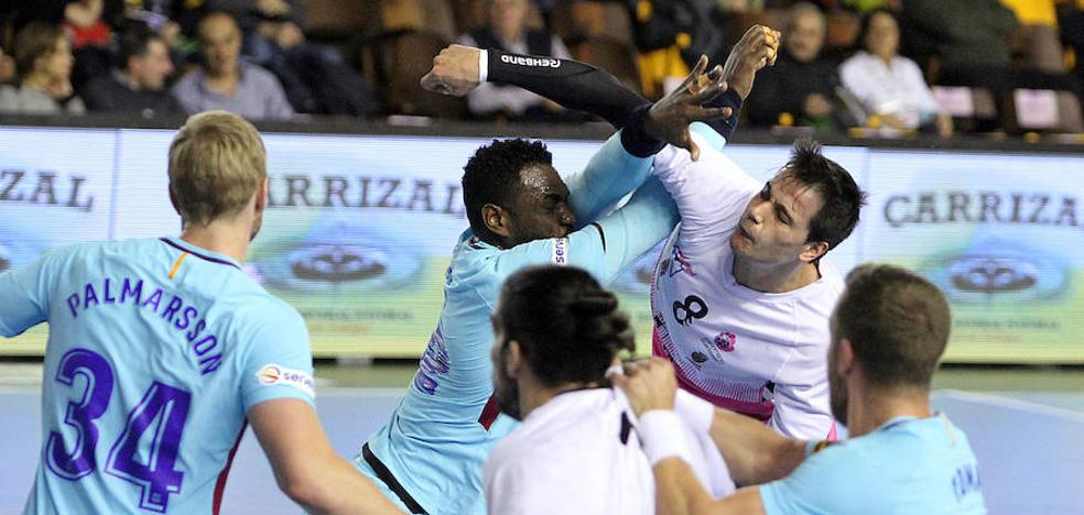 El Barcelona ya espera rival en la final de la Copa Asobal