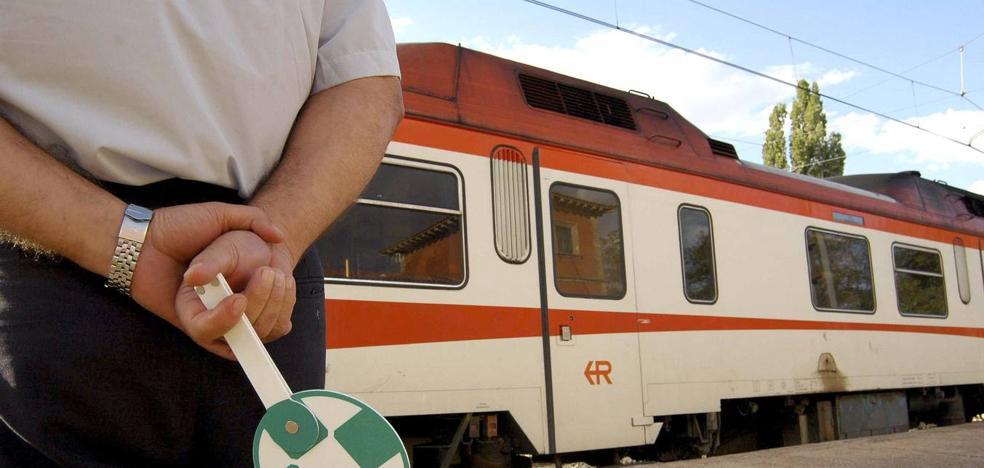 Una veintena de pasajeros se quedan tirados en Frómista por una avería en el tren Santander-Valladolid