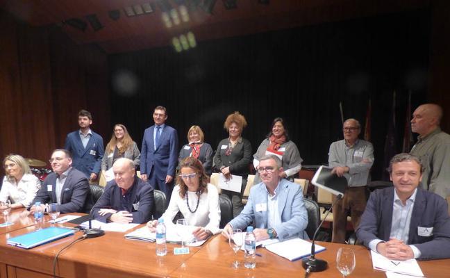 El Ateneo de Palencia da el visto bueno a su nueva directiva y a sus próximos objetivos