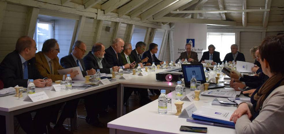 La Fundación Santa María la Real promoverá en 2018 proyectos valorados en 9,5 millones de euros