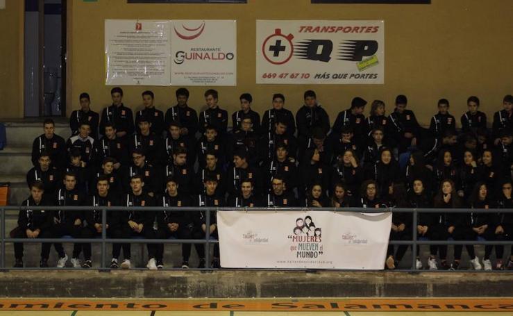 Presentación de equipos del BM Ciudad de Salamanca