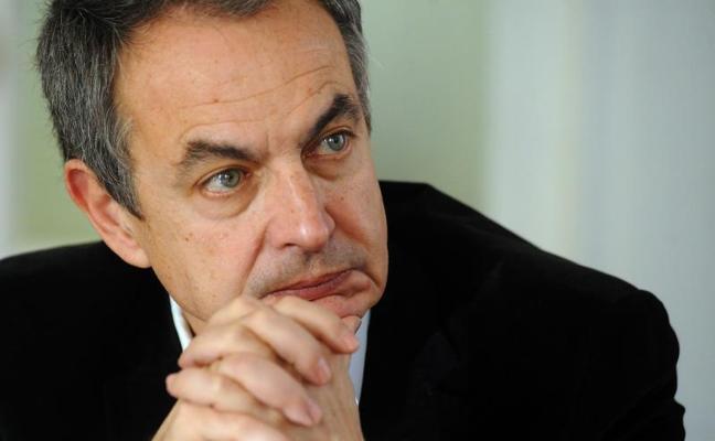Zapatero: «Hay que cambiar el eje la economía regional para apoyarse sobre la cultura y el turismo»