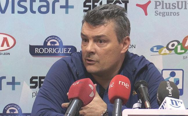 Xavi Pascual: «La clave ha estado atrás, hemos estado extraordinarios»