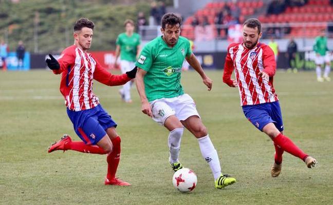 El CD Guijuelo cierra la primera vuelta en casa ante un Celta B en play-off