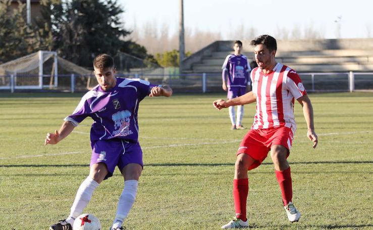 CD Becerril - Atlético Bembibre (0-1)
