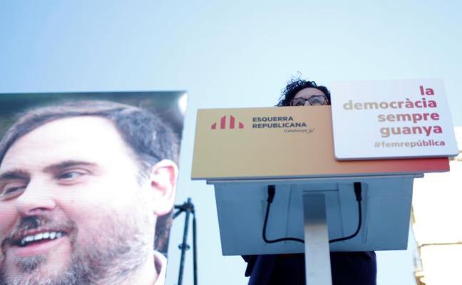 Junqueras alerta de que personalizar ahora la Generalitat «genera rechazo»