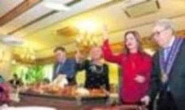 El PP de Segovia se conjura en Navidad con vistas a las próximas citas electorales