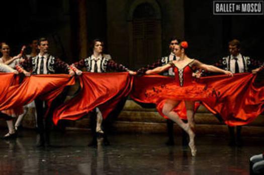 «'Don Quijote' es un ballet alegre, frenético, festivo y mágico»