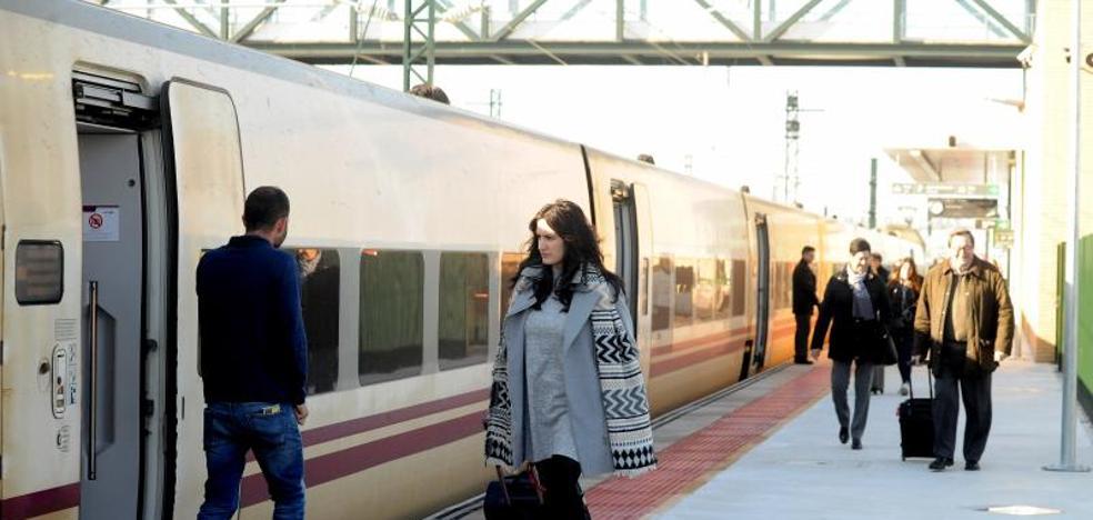 La Alta Velocidad ya cuenta con una estación en Medina del Campo