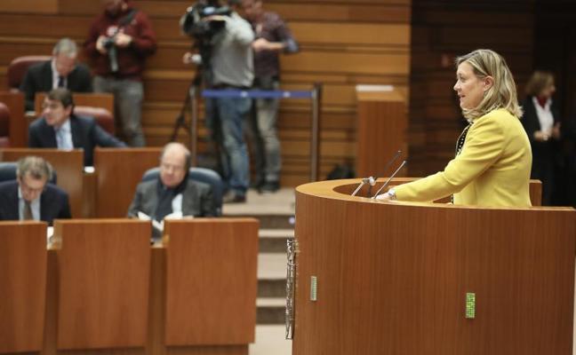 Del Olmo emplaza a la oposición a una reunión sobre financiación autonómica en enero