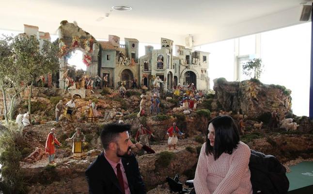 El Belén Napolitano, en el Centro de Interpretación de las Ciudades Medievales de Zamora