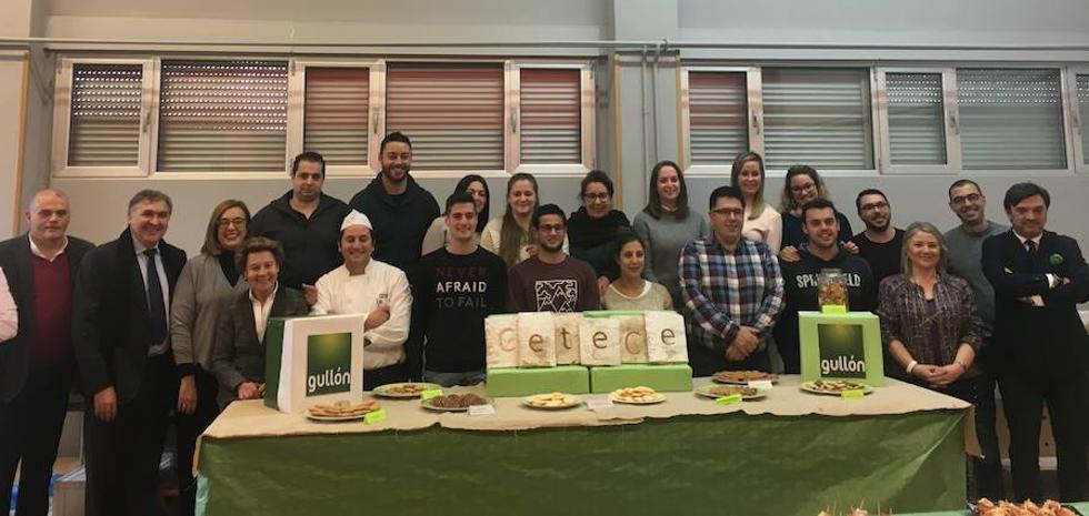 Quince desempleados aprenden pastelería en Aguilar de Campoo