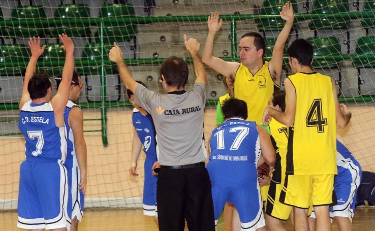Liga Special Olympics disputada en Segovia