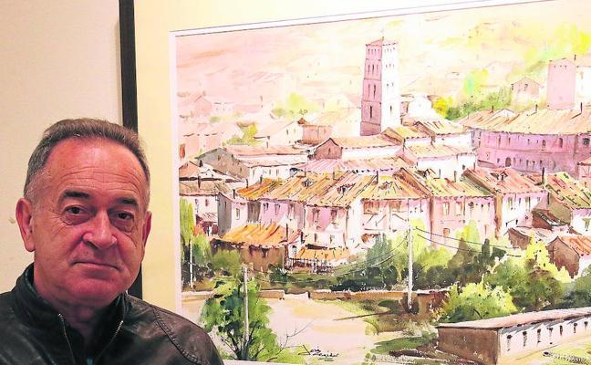Segovia en la acuarela de Regidor