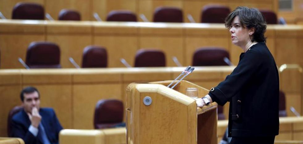 El Gobierno garantiza la seguridad del escrutinio del 21-D tras realizar una simulación