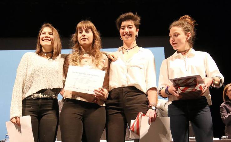 Entrega de los premios Valores Democráticos de la Fundación Valsaín