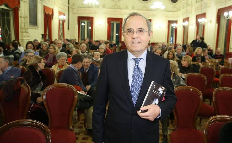 Arturo Rodríguez-Monsalve presenta su libro 'Confesiones de un corrupto'