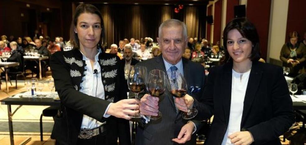 Cata de vinos a ritmo de Alberto Cortez