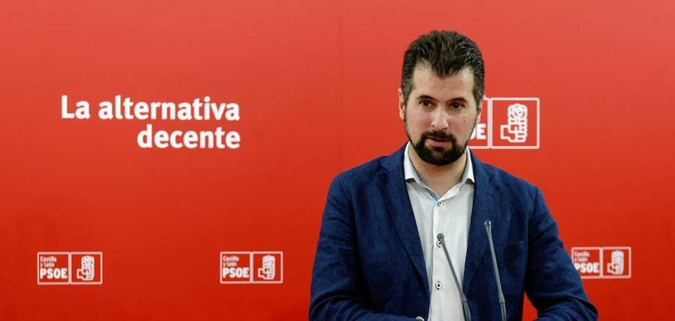 Tudanca: «La despoblación se corregirá cuando haya un gobierno diferente en Castilla y León»