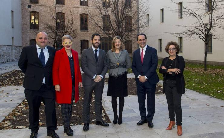 Jornada 'La financiación de las empresas, un asunto de comunidad', organizada por Iberaval y El Norte de Castilla