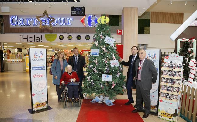 Carrefour colabora con Cocemfe para mejorar la calidad de vida de los jóvenes con discapacidad