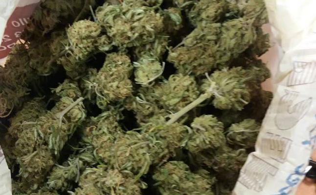 Detienen en Valladolid a cuatro personas con nueve kilos de 'speed' y veinte de marihuana