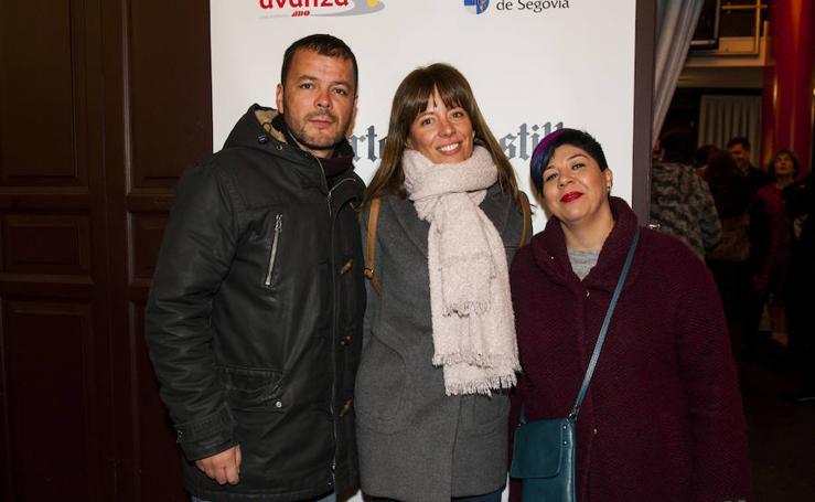 Invitados a la gala del XXV Aniversario de El Norte en Segovia (1/2)
