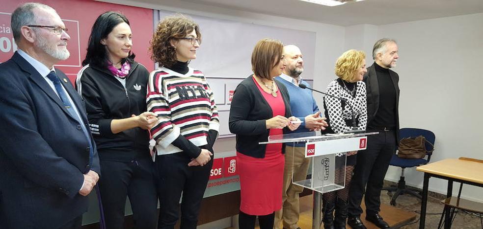 El PSOE critica «la falta de modelo de ciudad» en los presupuestos municipales de Palencia