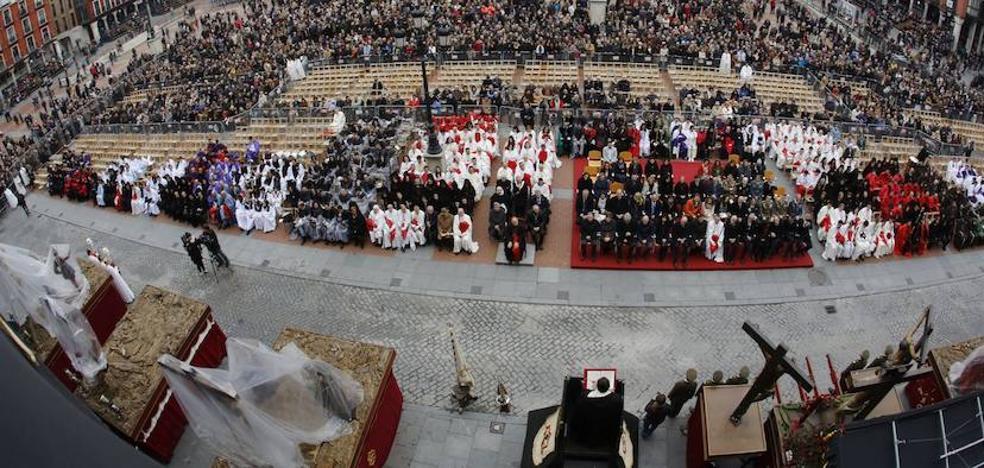 El obispo de Santander pregonará el 'Sermón de las Siete Palabras' de la Semana Santa de Valladolid