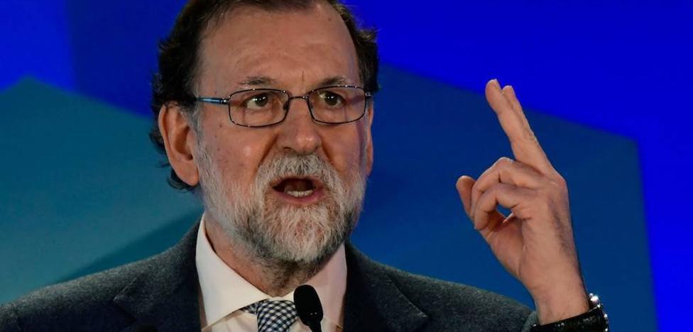 Rajoy marcará los plazos de la investidura del presidente catalán