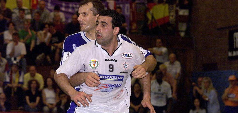 David Pisonero, nuevo entrenador del Recoletas Atlético