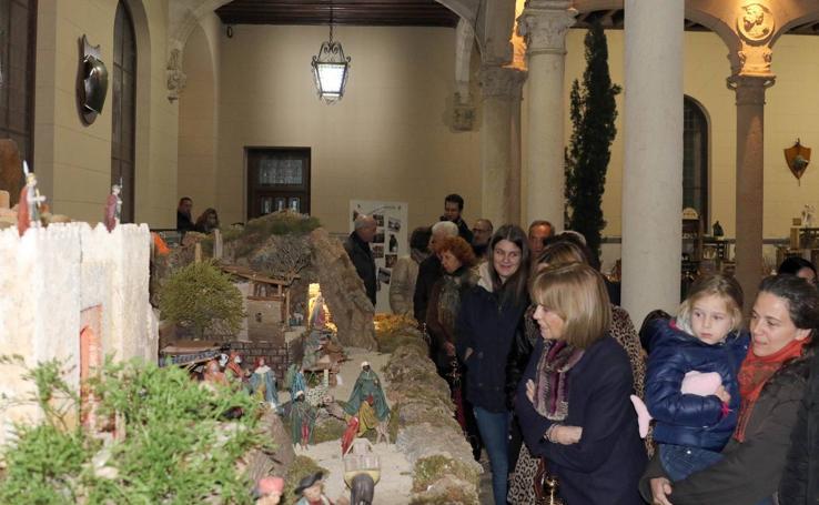 El Palacio Real inaugura su exposición de belenes