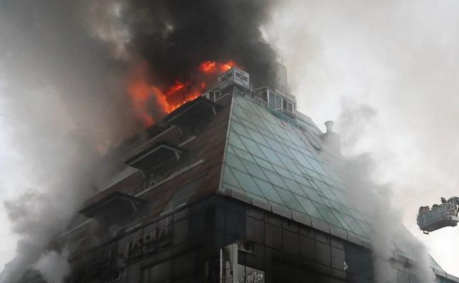 Al menos 29 muertos en el incendio de un edificio en Corea del Sur