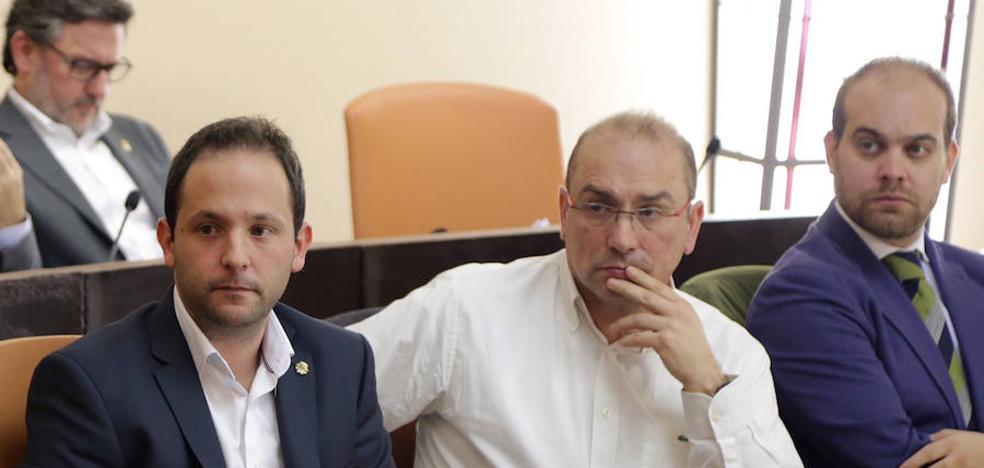 Aprobados los presupuestos de la Diputación para 2018