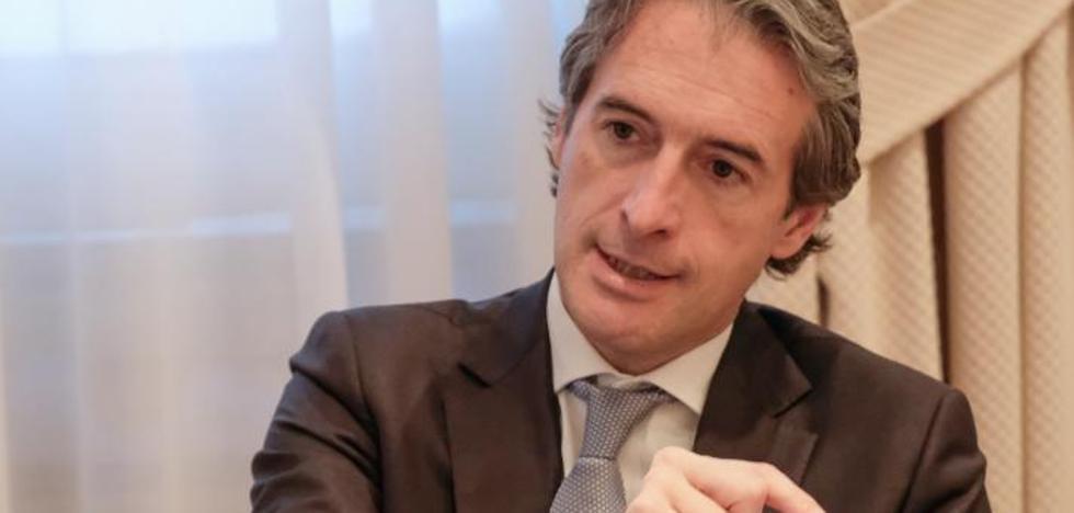 «El plazo que manejamos para unir Valladolid con Orense es 2019»