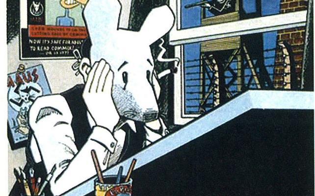 Art Spiegelman: «El cómic ya no es el hijo bastardo del arte»