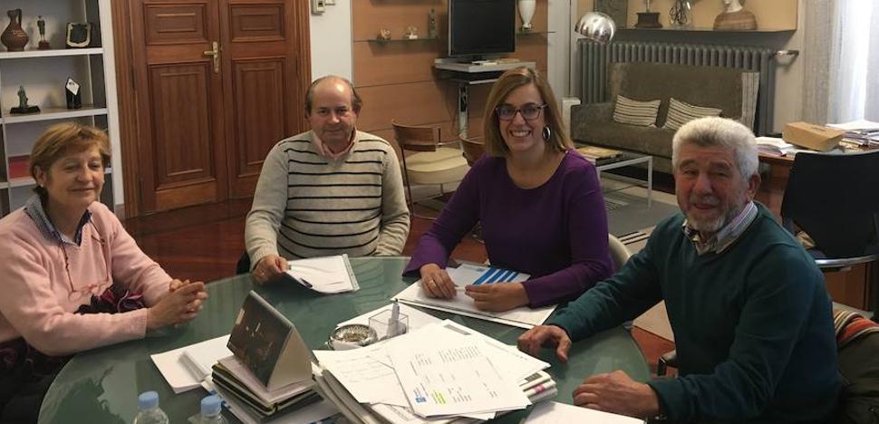 Piña de Campos pide ayuda para un nuevo teleclub